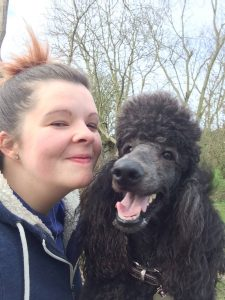 chrisetti - dog