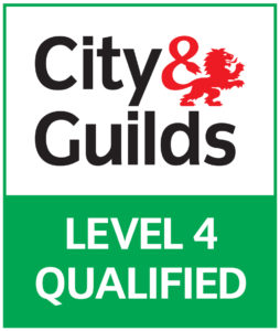 city and guilds level 4 qualified