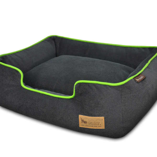 Urban Plush 45 deg Dog Bed