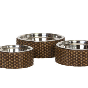 Capri Dog Bowl Collection