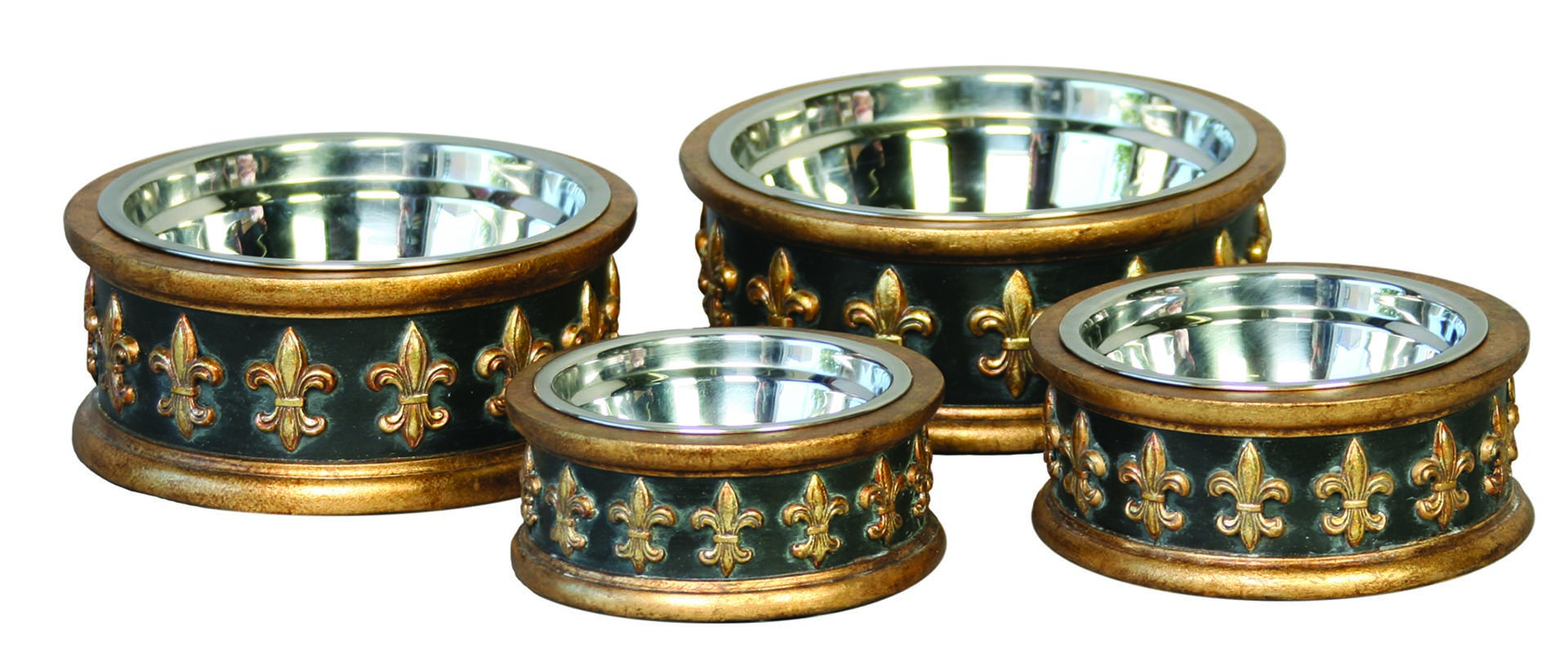 Chartres Dog Bowl Collection