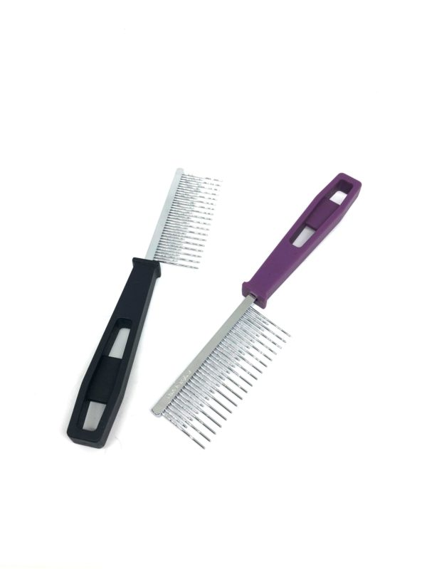 Combination dog and cat Comb